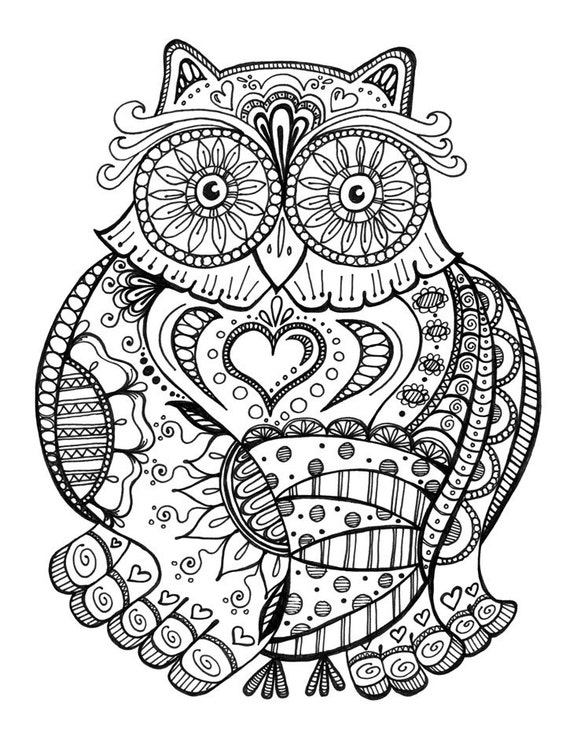 Kaleidoscope Eyes Coloring Book