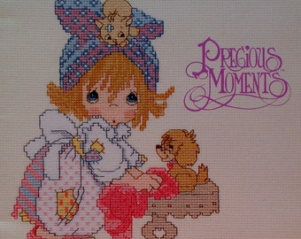 Sam Butcher Precious Moments THIS Is Your DAY To SHINE By Gloria & Pat (Multiple Designs)  - Counted Cross Stitch Pattern Chart Booklet