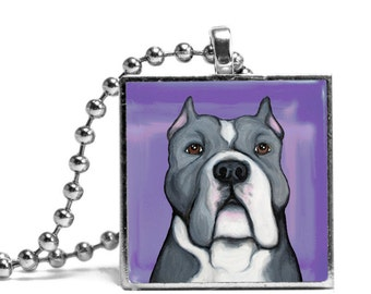 Francesca Necklace - 30% donated to Pit Bull Rescue