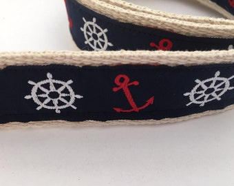 Mens Nautical Anchors Belt