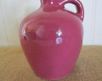 Vintage Small Stoneware Jug