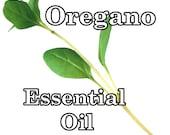 OREGANO Essential Oil (ORGANIC) 1/2 oz. size TOP Shelf (Full strength!)