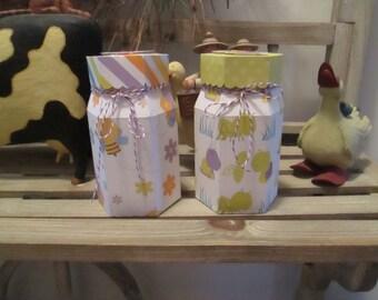 Bug Jars Set of 10
