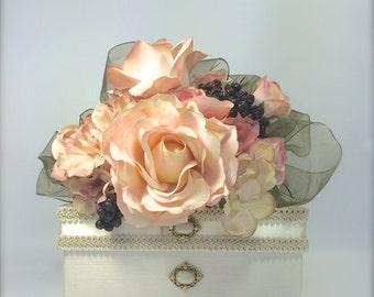 Gift Ideas, Birthday Gift Box, Sophisticated Gift Box, Gothic Gift Box, Gift Ideas, Pre-wrapped Gift Box, Wedding Gift Box,