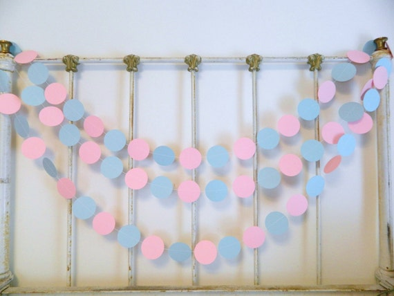 Gender Reveal Baby Shower Decorations 10 Foot Pink Or Blue We Love