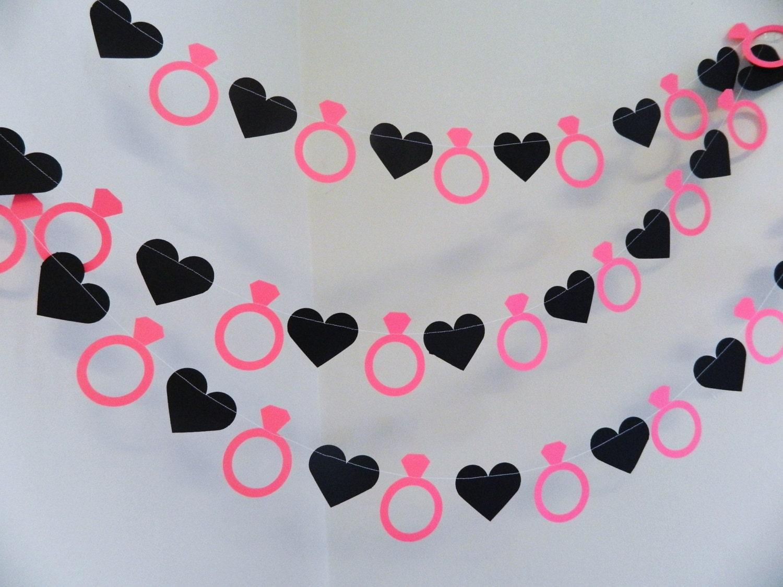Etsy vendor product description bridal shower ideas themes for Bachelorette party decoration