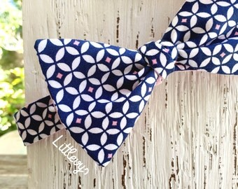 mens bow tie, navy and pink wedding, mens bowties, mens ties, mens navy bowtie, self tie bow ties for men