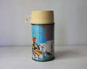 Vintage Chitty Chitty Bang Bang 1968 Thermos