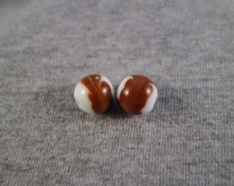 Handmade Lampwork Earring Pair