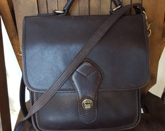 TANNERY   ///    Leather Satchel