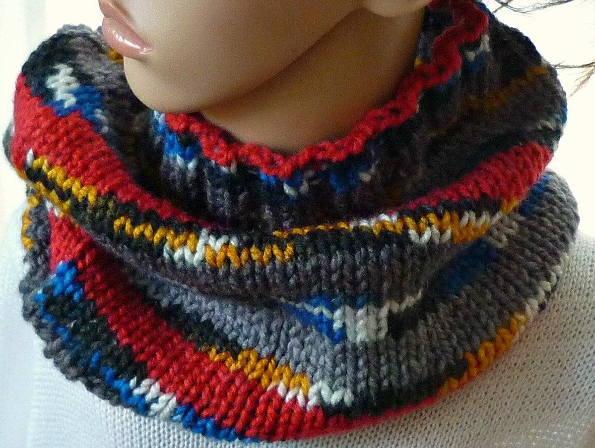 Womens Knitting Pattern K4031 Ladies Snoods, Scarf & Shawl ...
