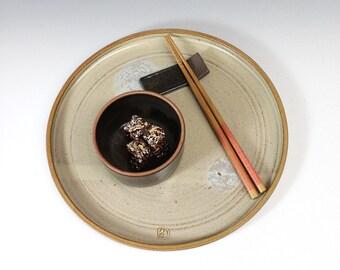 Ceramic Serving Platter, Handmade Serving Tray, Handmade Serving Platter, Ceramic Serving Tray