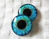 Blythe doll eyes-14mm eyechips-eyes for blythe dolls