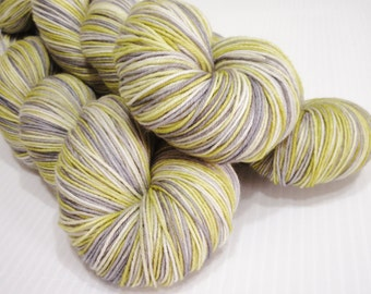 Tough Stuff - Superwash Merino / Nylon Sock Yarn - Looking Back