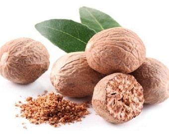 Nutmeg Whole, Organic