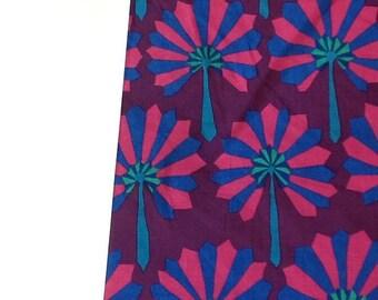 Rowan craft fabric kaffe fassett pattern palm fan by the half metre 100% cotton