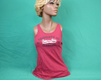 Alabama adult size tank top  #308
