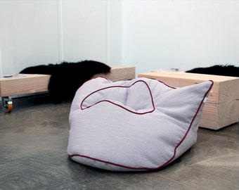 Babylone Cushion floor - parm