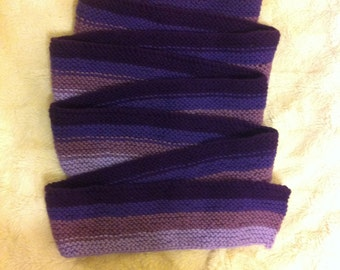 Ombré scarf - made to order