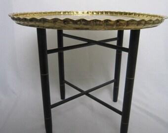Morroccan Tray Table