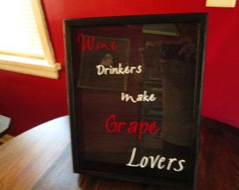 wine cork saver, wine cork holder