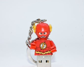 128GB Flash USB Flash Drive with Key Chain