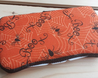 Travel Baby Wipes Case- Baby Wipes Case- Halloween Wipes Case
