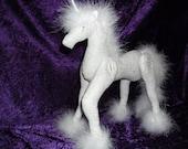 Unicorn Moonmist cloth doll pdf