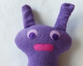 Alien Squeaker Dog Toy