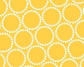 Mini Pearl Bracelets - Lemon Curd - A-7829-Y1 - 1/2 Yard