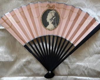 """18th century style fan """"Antoinette"""""""