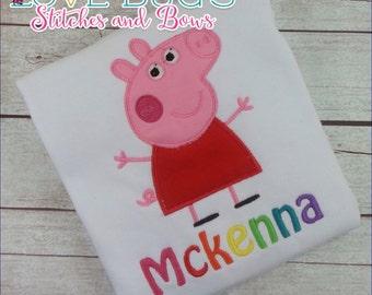 Peppy Pig Shirt