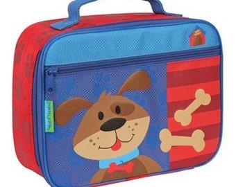 Personalized Stephen Joseph Dog Classic Lunchbox