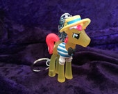 Custom Neon Flim My Little Pony Friendship is Magic Chainmaille Keychain