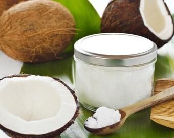 Coconut Oil Traditional 76 Degree  1 lb