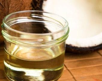 Coconut Oil Organic USDA Certfied Cold Refined