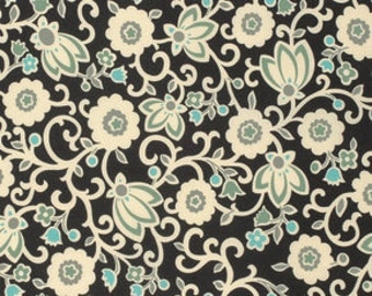 New Bedford by Denyse Schmidt for Free Spirit - Tapestry Floral - PWDS096-SEAXX - Fat Quarter - FQ - Cotton Quilt Fabric 516