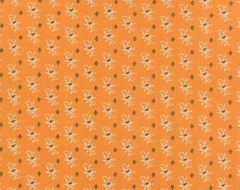 Farmhouse Calico Blossom Pumpkin by Fig Tree Quilts - Moda - 1 Yard