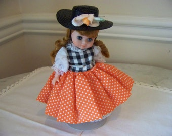 Little Jumping Joan Madame Alexander doll 8 inch