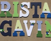 Custom Wooden Letters, Ma...