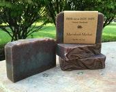 Marrakesh Market, Natural Handmade Soap, Cold Process Soap, Vegan