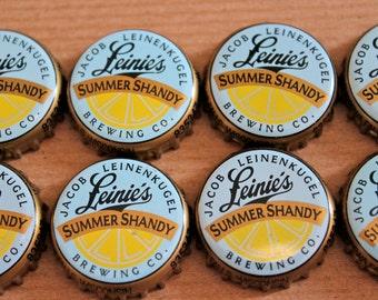 12 Leinenkugel Summer Shandy Beer Bottle Caps