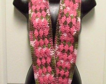 Hunter Pink Scarf