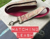 Matching Leash - 6'