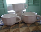 Pfaltzgraff cups serving dining mugs replacement cups coffee tea cups kitchen decor collectibles 4 pc set gift idea