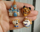 Disney inspired studs or pins your choice 1 pair