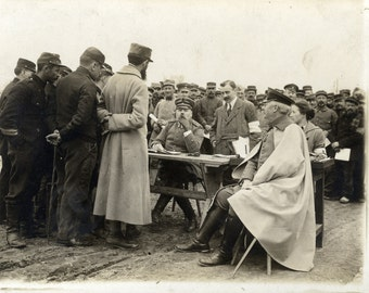 vintage french photography first world war
