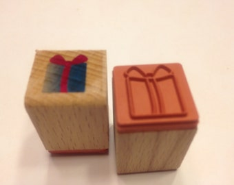 small gift rubber stamps, 16 mm (SB2)