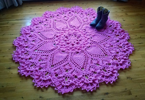 Pineapple Song Crochet Doily Pattern Pdf Kristoffersen