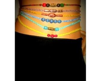 Crochet Waist Beads Belly Chain